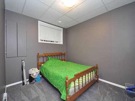 bedroom basement suite for rent partially furnished utilities
