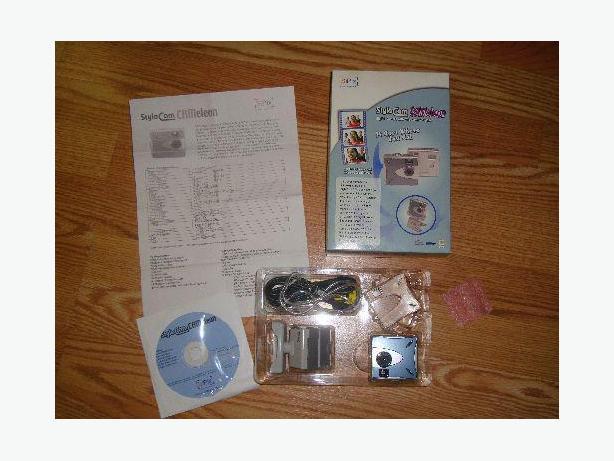 Like New SiPix StyleCam Cameleon - $10