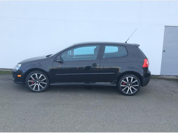 2006 volkswagen 3dr gti 2 0t brand new tires courtenay. Black Bedroom Furniture Sets. Home Design Ideas