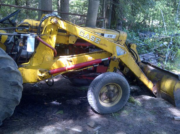 Case Ck Backhoe Parts : Wanted case and ck tractor backhoe parts duncan