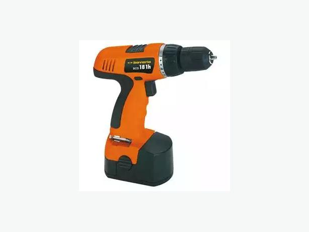 never used einhell bavaria 18v bas 118 cordless drill with charger victoria city victoria. Black Bedroom Furniture Sets. Home Design Ideas