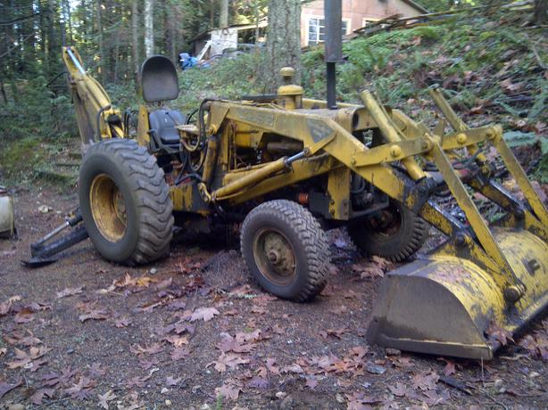 Case Ck Backhoe Parts : Wanted case and ck tractor backhoe parts outside
