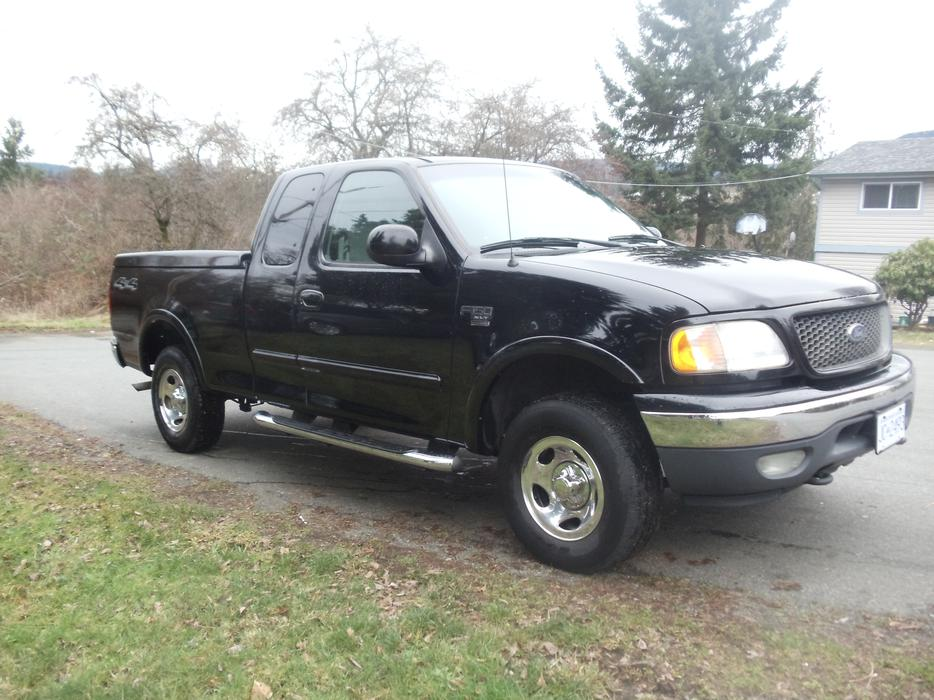 2000 ford f150 xlt 4x4 south nanaimo nanaimo mobile. Black Bedroom Furniture Sets. Home Design Ideas