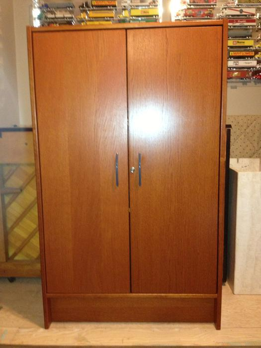 Acoustic Roll Up Doors : Cabinet with roll down doors saanich victoria