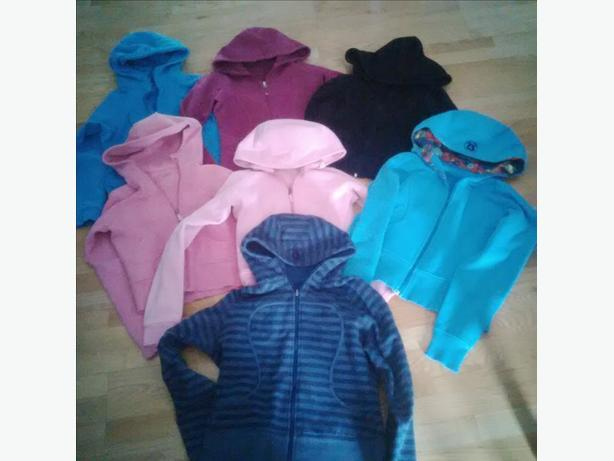 lots of lululemon sweaters for Sale (Size 6-8)