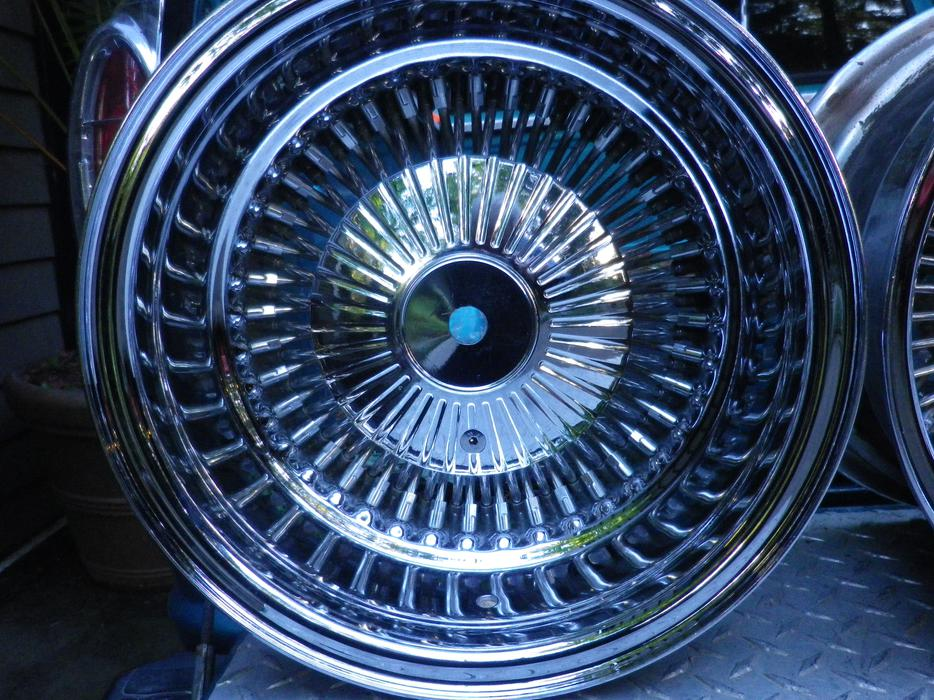 Wire Wheels: Wire Wheels Houston