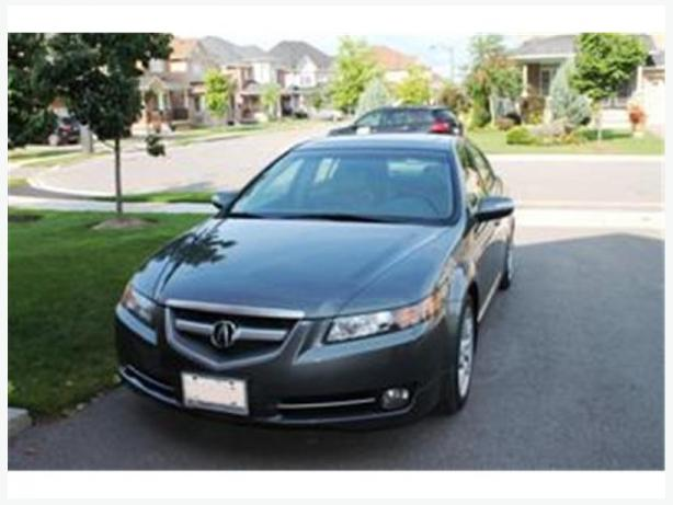 2008 acura tl sedan for sale toronto city toronto. Black Bedroom Furniture Sets. Home Design Ideas