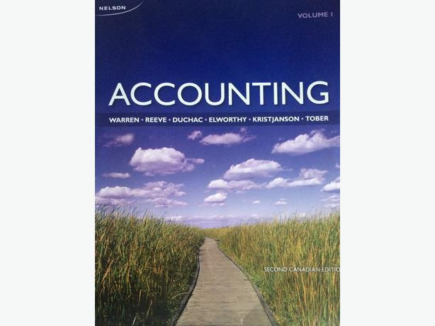 accounting volume 1 Accounting principles: a business perspective first global text edition, volume 1 financial accounting james don edwards, phd, dhc jm tull professor emeritus of accounting.