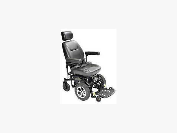 electric power wheel chair brand new