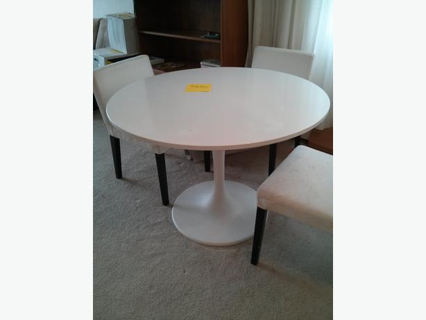 Docksta dining table docksta table from ikea and for Docksta dining table
