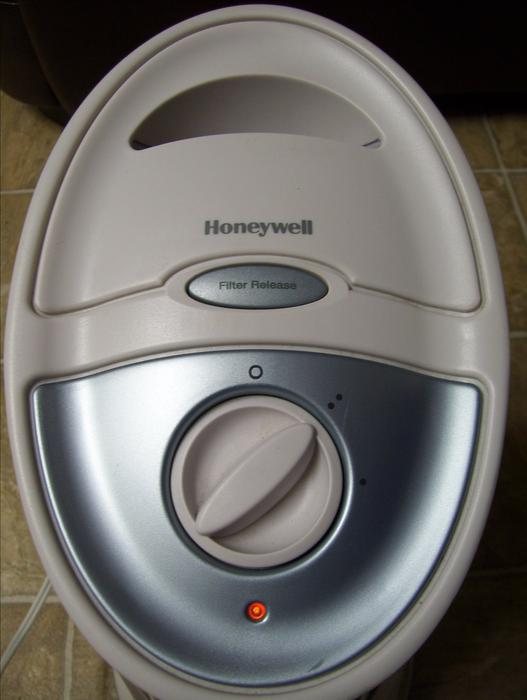honeywell quietclean air purifier manual