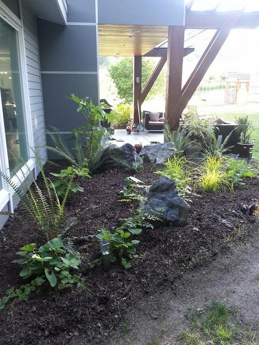 Salt of the earth full property maintenance 250 893 for Low maintenance gardens for the elderly
