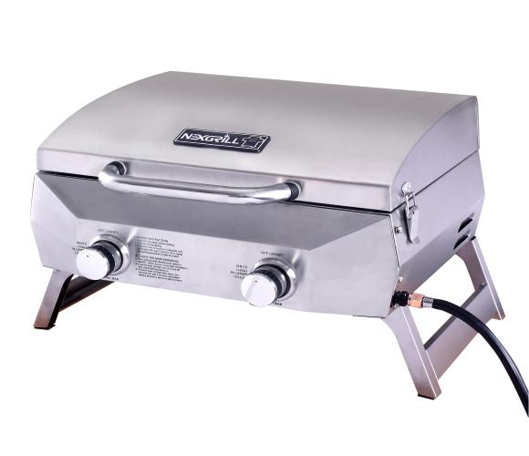 Costco Portable Bbq : Brand new nexgrill portable stainless steel gas grill for