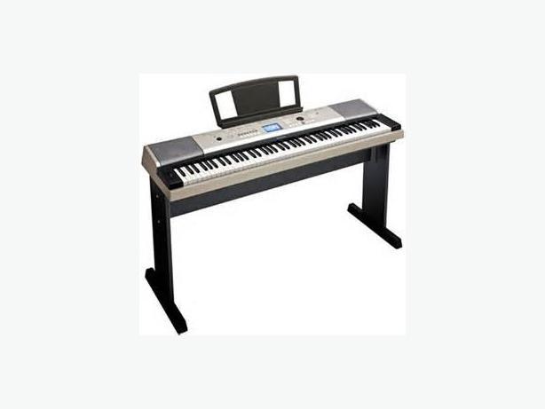 Yamaha ypg 535 88 key piano style portable keyboard stand for Yamaha 535 piano