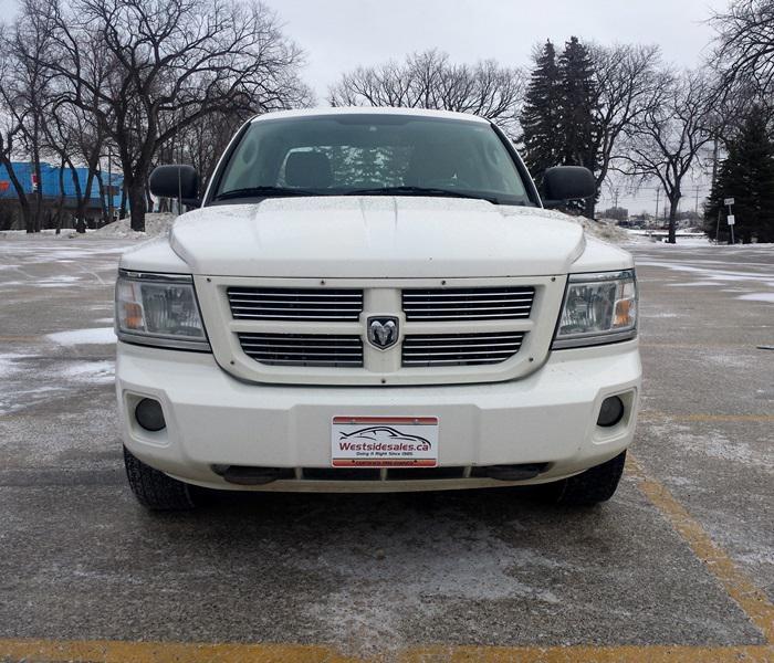 2009 Dodge Dakota SXT Crew Cab*1 Owner Manitoba Truck* NO