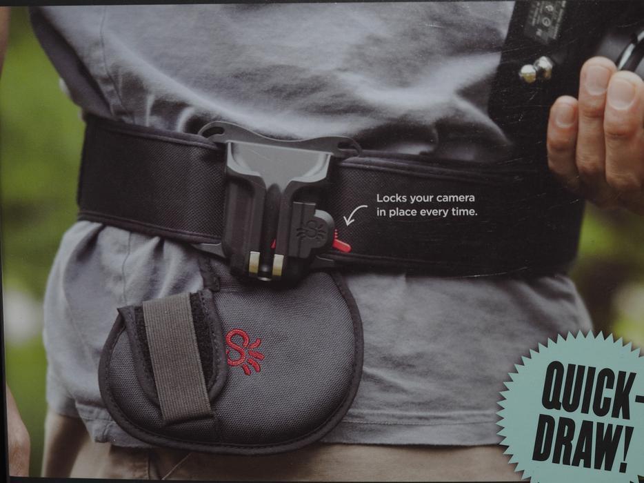 Spider Black Widow Holster Kit
