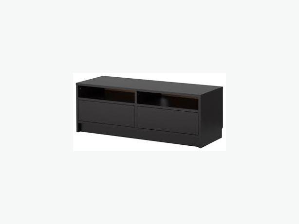 ikea benno tv stand with drawers saanich victoria. Black Bedroom Furniture Sets. Home Design Ideas