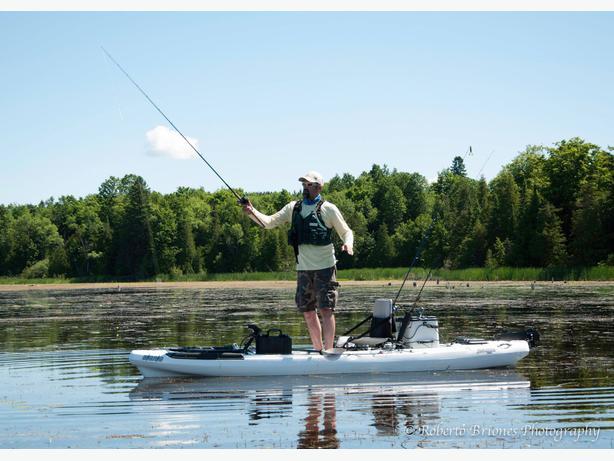 2014 jackson kayaks big rig fishing kayak cart sonar for Best kayak fishing pfd