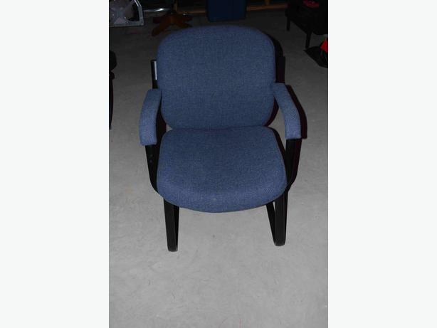 Office Chairs Blue For Sale Orleans Ottawa MOBILE