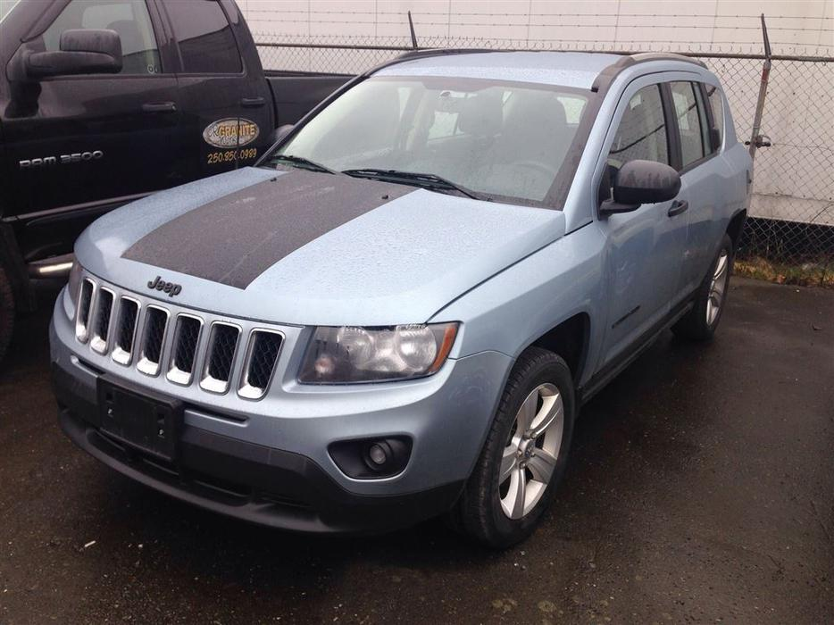 2014 jeep compass sport campbell river courtenay comox. Black Bedroom Furniture Sets. Home Design Ideas