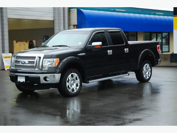 2012 ford f 150 lariat outside comox valley courtenay comox. Black Bedroom Furniture Sets. Home Design Ideas
