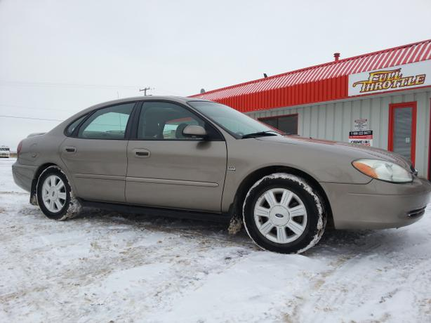 2003 ford taurus sel saskatoon saskatoon. Black Bedroom Furniture Sets. Home Design Ideas