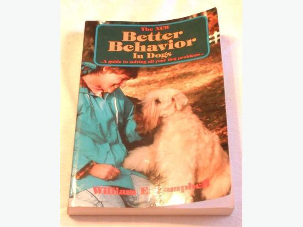 3 Good Condition Pet Books: 1 for Dogs, 2 for Birds