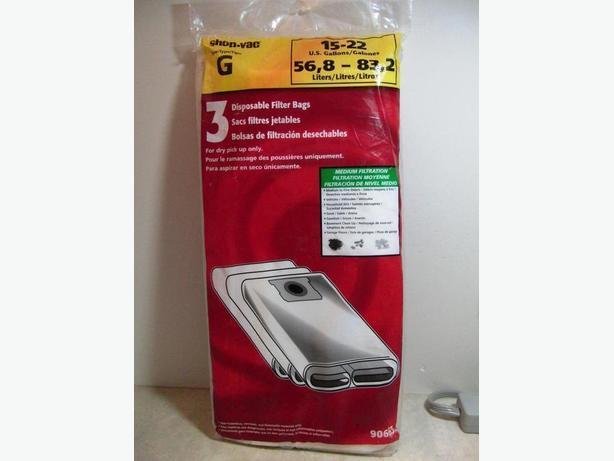 New Shop-Vac Filter Bags