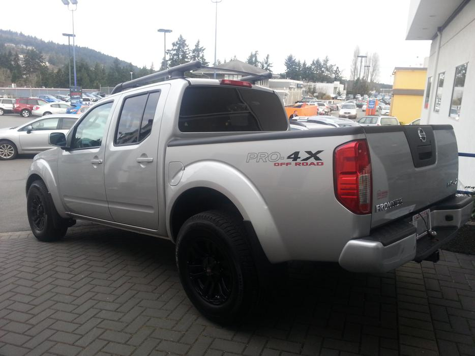 2010 nissan frontier pro 4x limited west shore langford colwood metchosin highlands victoria. Black Bedroom Furniture Sets. Home Design Ideas