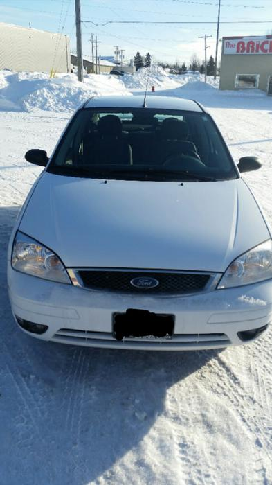 2007 ford focus ses sedan sault ste marie sault ste marie. Black Bedroom Furniture Sets. Home Design Ideas