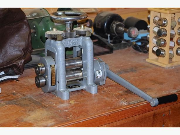 Rolling Mill Durston C100 Combination Sooke Victoria