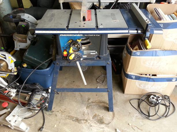 Mastercraft table saw with stand south nanaimo nanaimo mastercraft table saw with stand keyboard keysfo Images