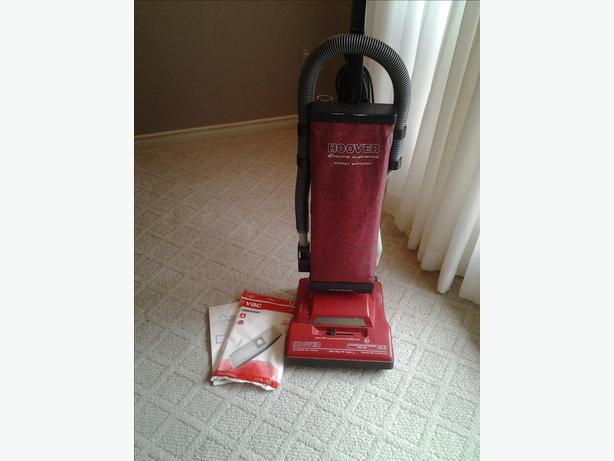 Hoover Upright Vacuum Maple Bay Cowichan