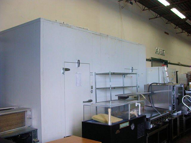 Coolers williams restaurant equipment for Equipement resto plus