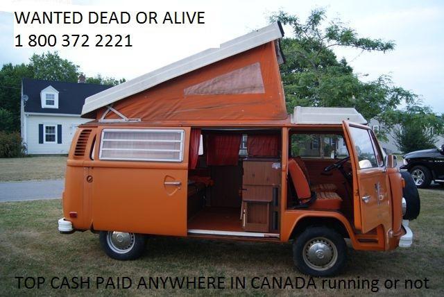 Wanted westfalia any condition top cash paid 1 800 372 for Garage volkswagen villeneuve saint georges
