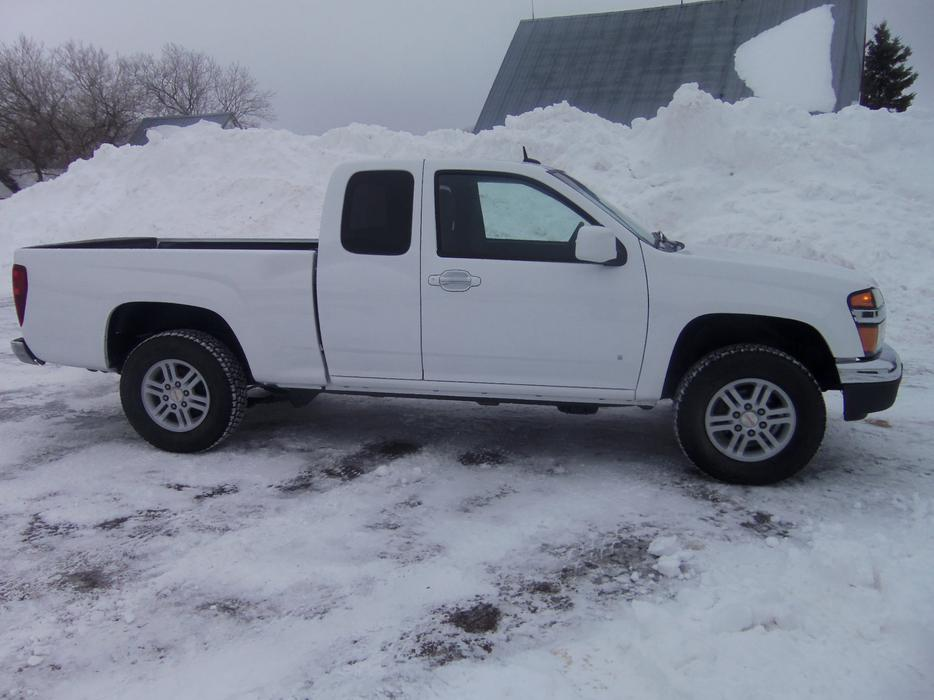 2009 GMC CANYON EXT CAB !! 4X4 !! ONLY 66,000 KMS !! FINANCING AVAILABLE !! Summerside, PEI - MOBILE