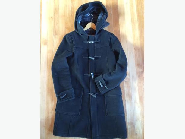 Womens Jacket -Aritzia Wool Duffle coat/jacket Central Nanaimo ...