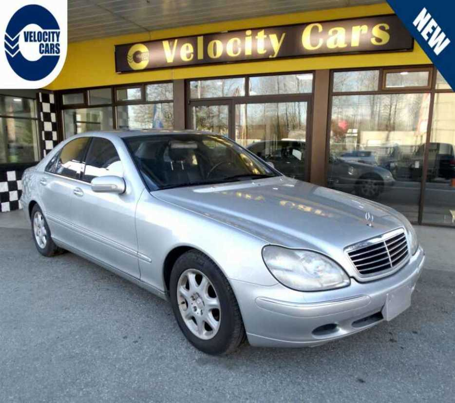 1999 mercedes benz s class s500 burnaby incl new for Mercedes benz bay ridge