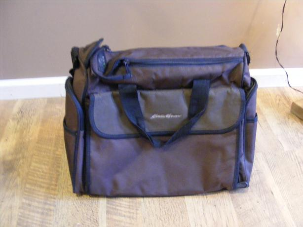 eddie bauer diaper bag charlottetown pei. Black Bedroom Furniture Sets. Home Design Ideas