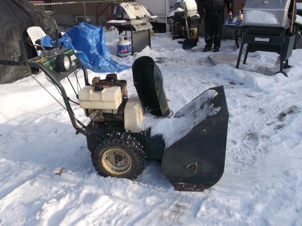 Old Bolens Parts Lookup : Bolens snowblower central ottawa inside greenbelt