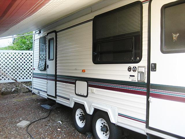 1996 Golden Falcon Travel Trailer 29fks With Extras Nice