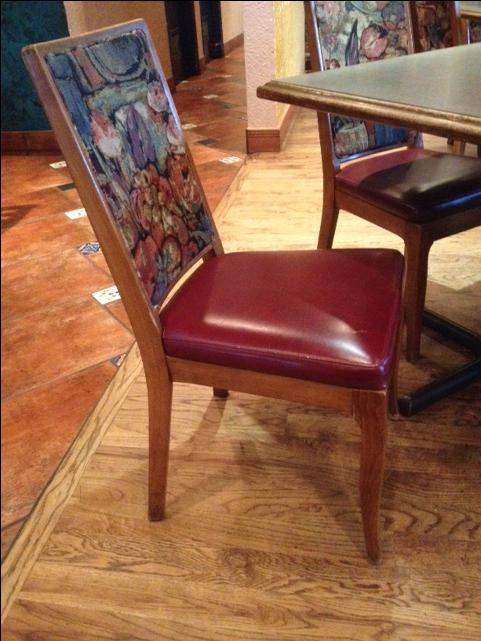 Restaurant chairs tables for sale west shore langford