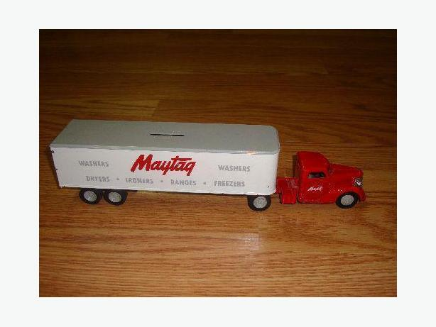 Like New Antique Collectable Maytag Metal Truck - $20