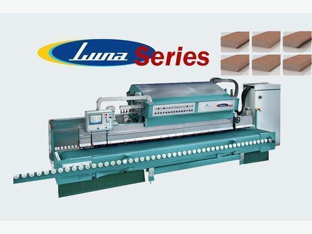 Montresor Stone edge profile and polishing machine