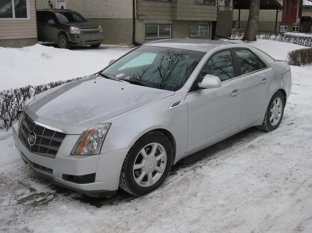 2009 cts 3 6 direct injection cadillac north regina regina. Black Bedroom Furniture Sets. Home Design Ideas