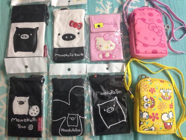 New Camera Cellphone Case, Cellphone Holder, Laptop Sticker, Kungfu Panda Splush