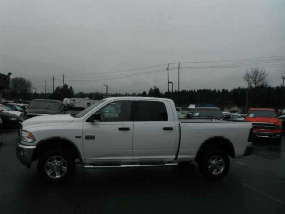 2011 Dodge Ram 2500 Outside Alberni Valley Alberni Mobile