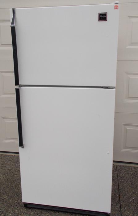 whirlpool fridge apartment size 30x65 new price surrey