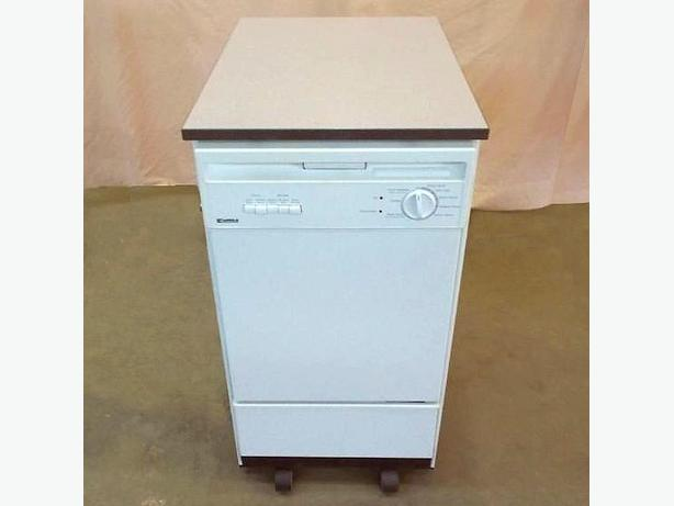 kenmore portable apartment sized dishwasher needs new
