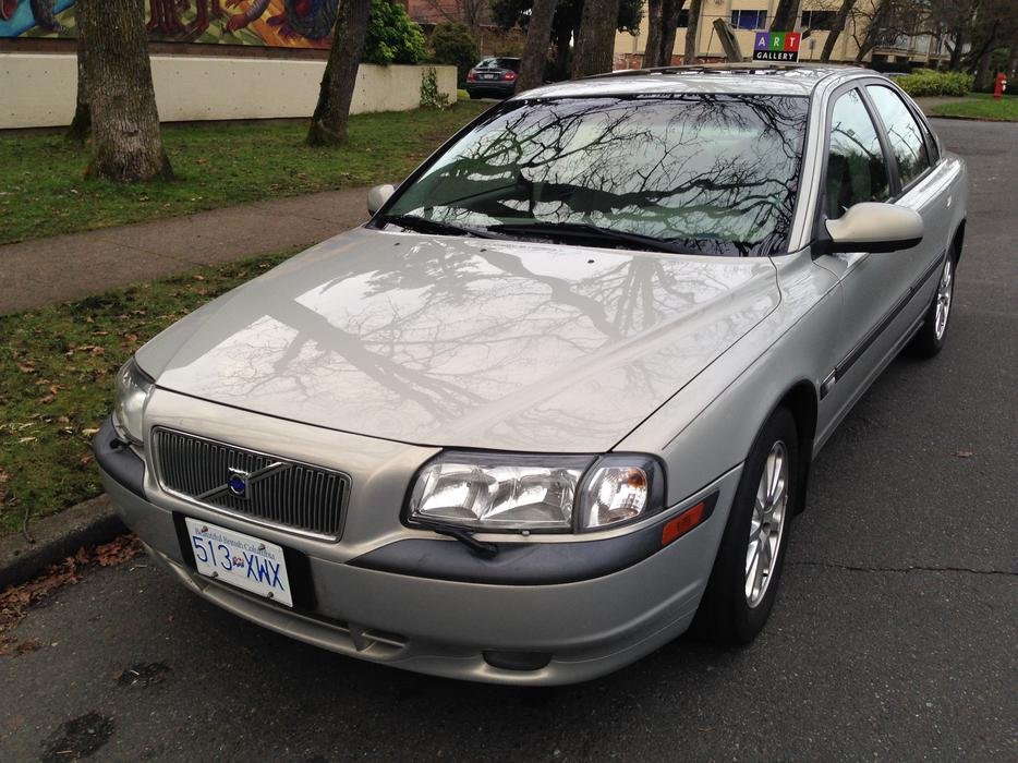 1999 volvo s80 t6 outside nanaimo parksville qualicum beach. Black Bedroom Furniture Sets. Home Design Ideas